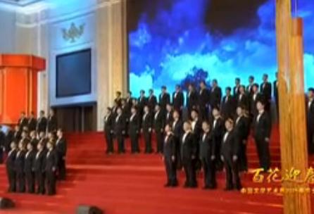 中国武警男声合唱团唱 传奇 ,居然这么好听